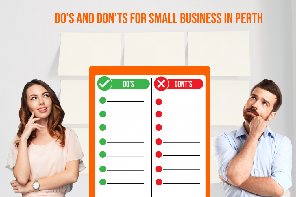 Important point to know before starting small business in Perth WA